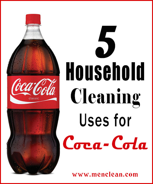 cleaning uses for coca cola. Black Bedroom Furniture Sets. Home Design Ideas