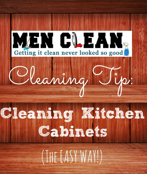 Cleaning Kitchen Cabinets: Cleaning Kitchen Cabinets