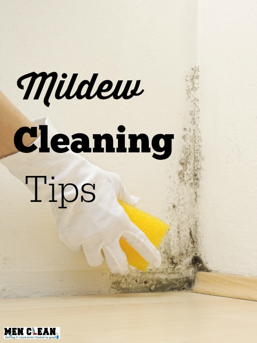 Mildew Cleaning Tips Menclean Com
