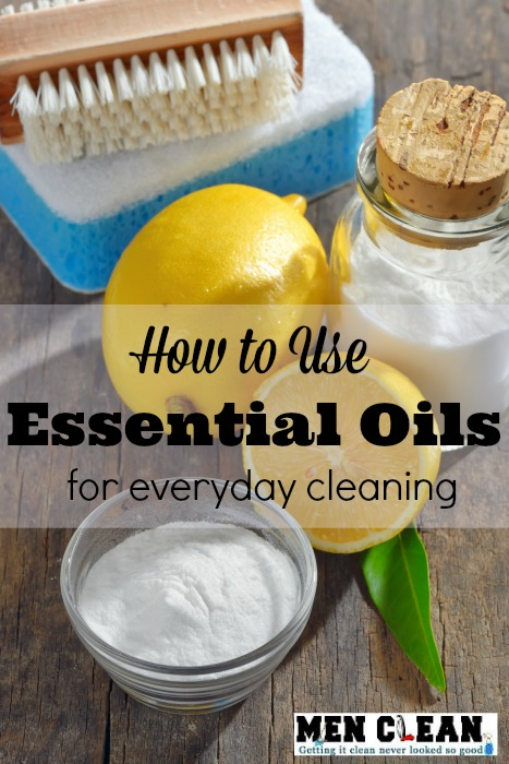 How to Use Essential Oils for Everyday Cleaning