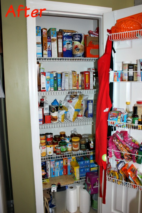 How to Easily Organize Your Pantry