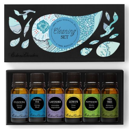 Cleaning Set Essential oils 1