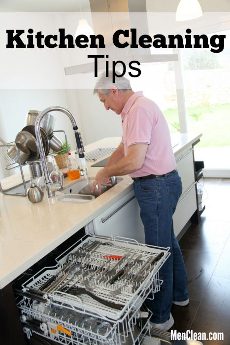 10 Kitchen Cleaning Tips