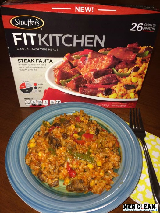 Easy Protein Packed Meals with STOUFFER39;S® Fit Kitchen  menclean.com