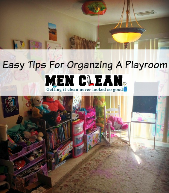 Easy Tips for Organizing A Playroom