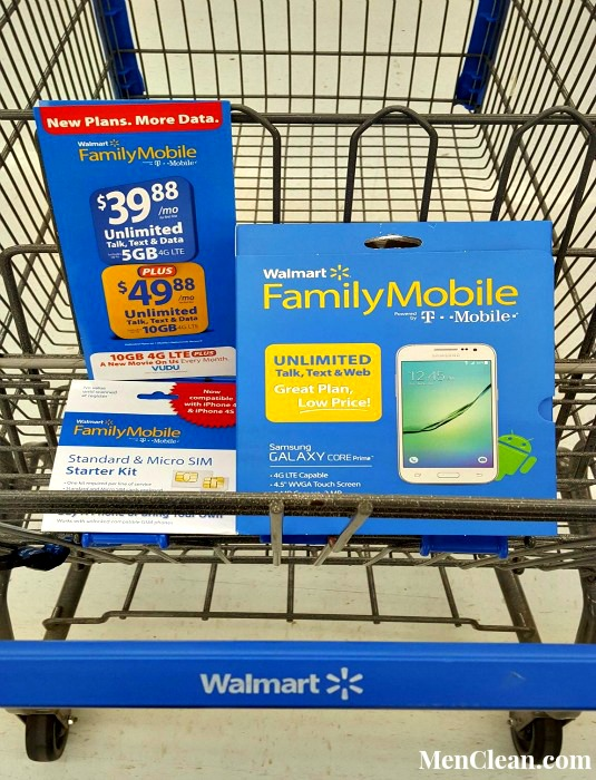 Family Cell Phone Plan that works, check out Walmart Family Mobile Plus!