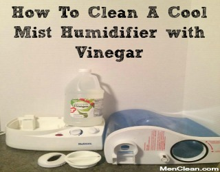 How To Clean Humidifier with Vinegar