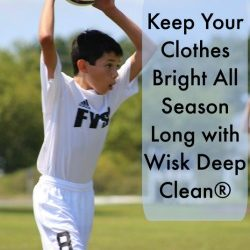 How to get Summer Ready with Wisk Deep Clean®