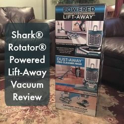 Shark® Rotator® Powered Lift-Away Speed Vacuum Review