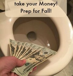 Don't let your house take your money! Prep for Fall!