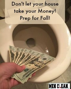 Don't let your house take your money! Prep for Fall!2