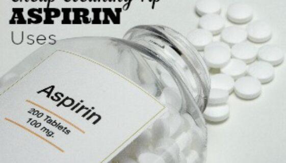 aspirin button