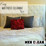 Easy Mattress Cleaning Tips