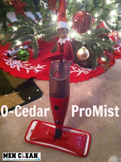 O-Cedar ProMist the Best Mop for Floor Cleaning