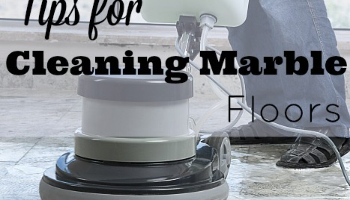 Marble Floor Cleaning Tips