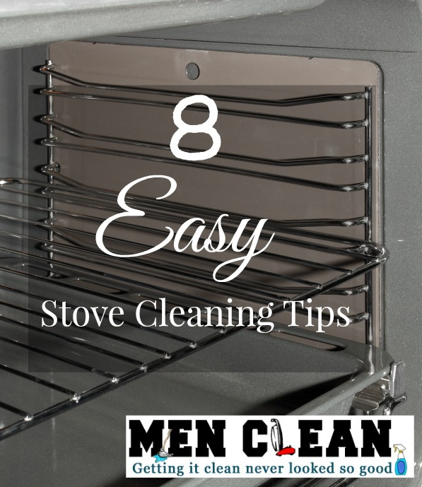 8 super easy stove cleaning tips that will save you time and money.
