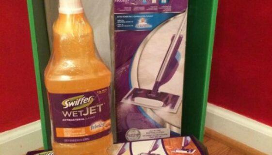 Swiffer Wet Jet Box