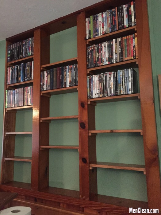 How to Organize DVD Collection