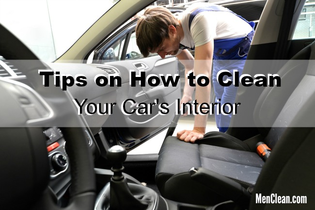 Tips For Cleaning Your Car's Interior