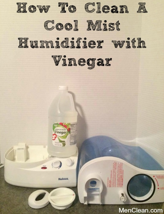How To Clean Humidifier With Vinegar Menclean