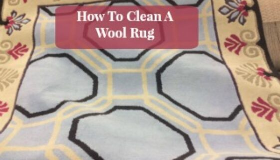 How To Clean a Wool Rug 320