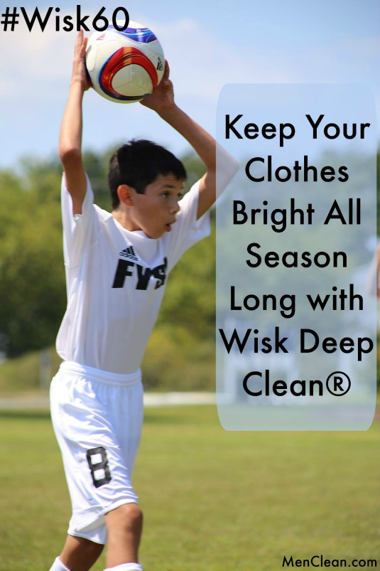 Keep your clothes clean with Wisk
