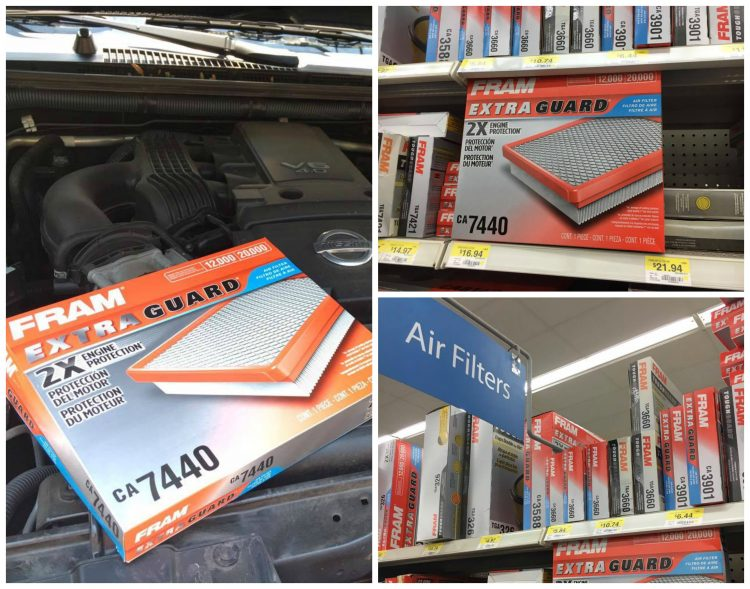 How to get your car summer ready with FRAM