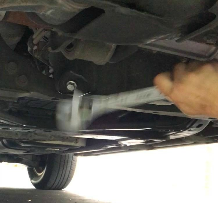 How to do an oil change