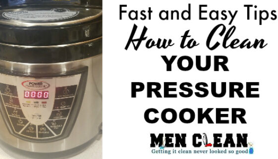 pressure cooker cleaning tips